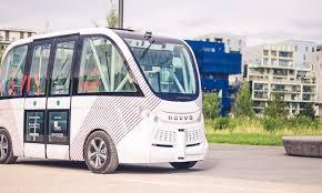 navya voiture autonome